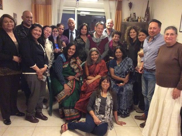इंडियन ज्यूंचं गेटटुगेदर